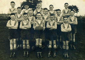 Freneau Park Rugby Union Football Team 1949