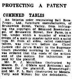Protecting a Patent