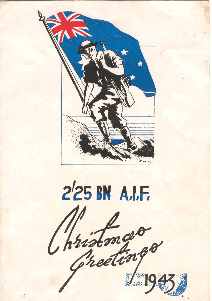 Christmas Card from New Guinea 01