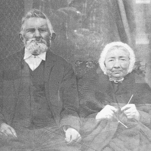 Thomas and Louisa Matthews